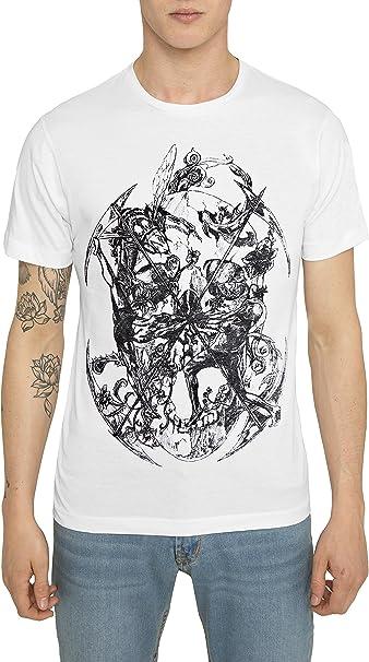 Camisetas Blancas Negras Grises de Algodón para Hombre, T Shirt ...