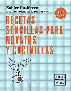 Recetas De Cocina Para Principiantes | Recetas Sencillas Para Novatos Y Cocinillas Cocina Tematica