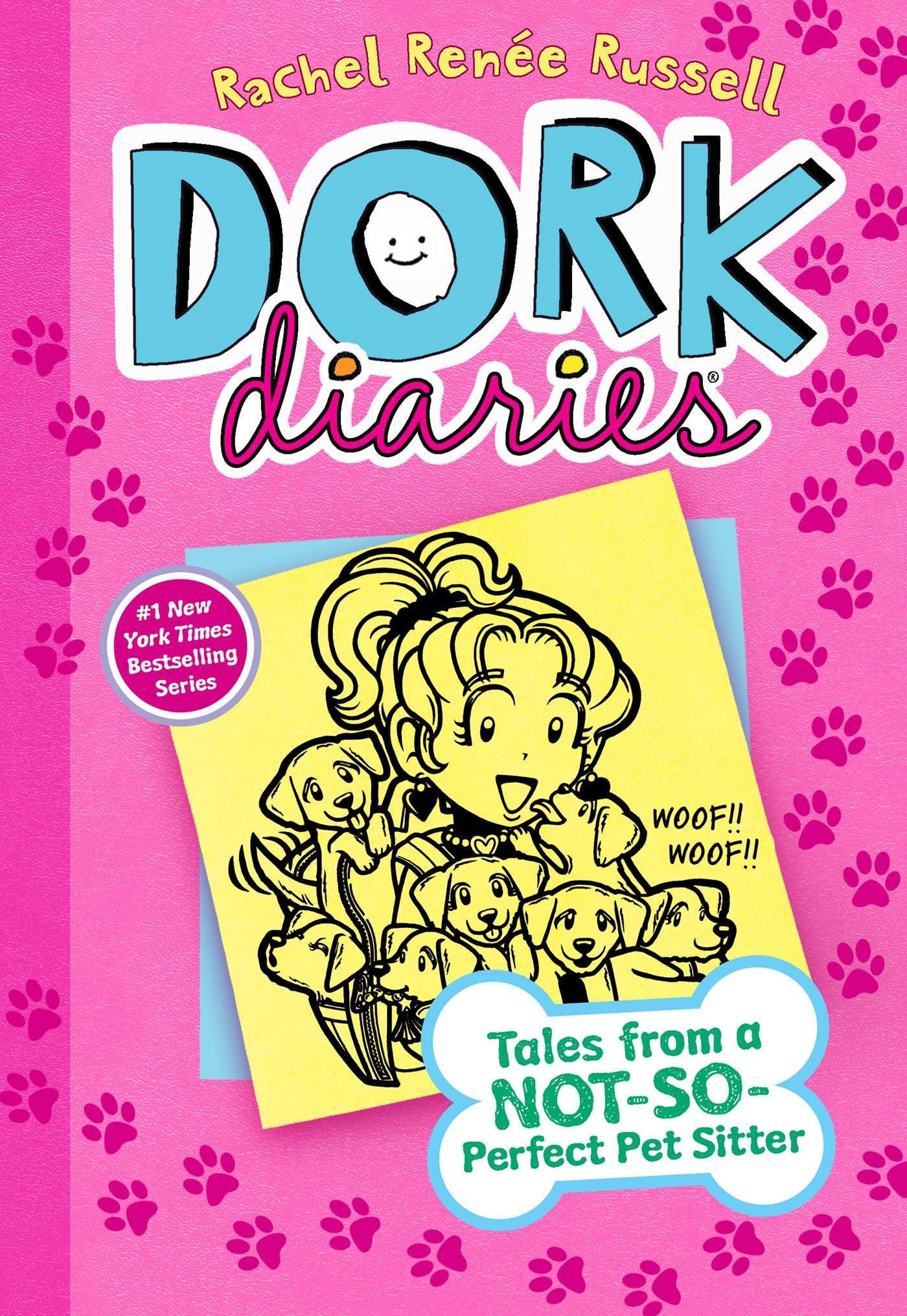 dork diaries in order