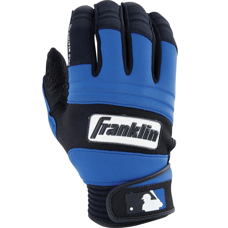 Franklin Sports MLB コールドウェザープロ バッティンググローブ B00N4M48XG Small|ブラック/ロイヤル(royal) ブラック/ロイヤル(royal) Small