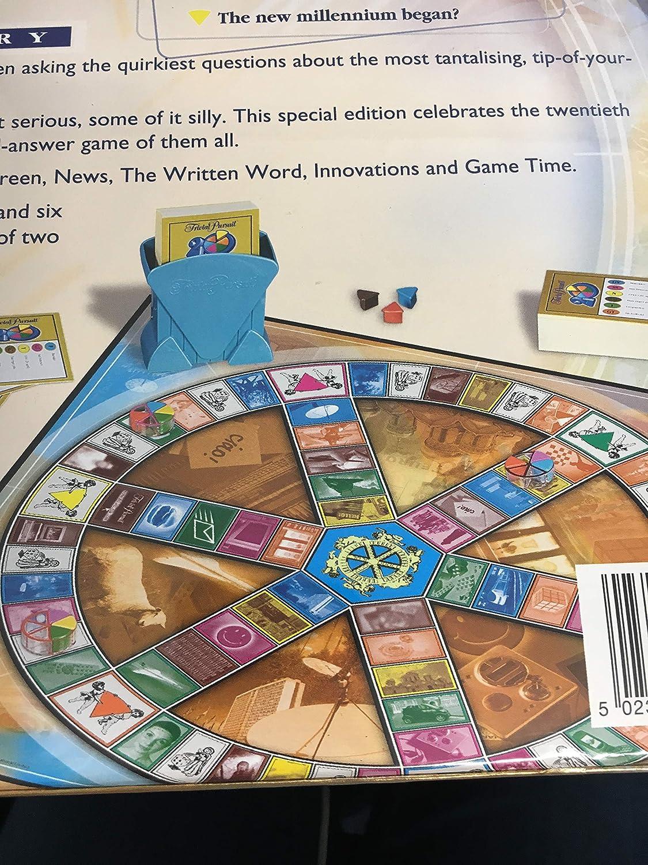 Trivial Pursuit 20th Anniversary: Amazon.es: Juguetes y juegos