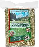 Heu-Heinrich 6x 1kg de Foin Bio–Prairies de montagne–Herbes biologique en du Parc naturel de Forêt de Thuringe