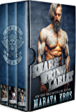 Road Kill MC Boxed Set (Books 4-6): Dark Motorcycle Club / MC Romance