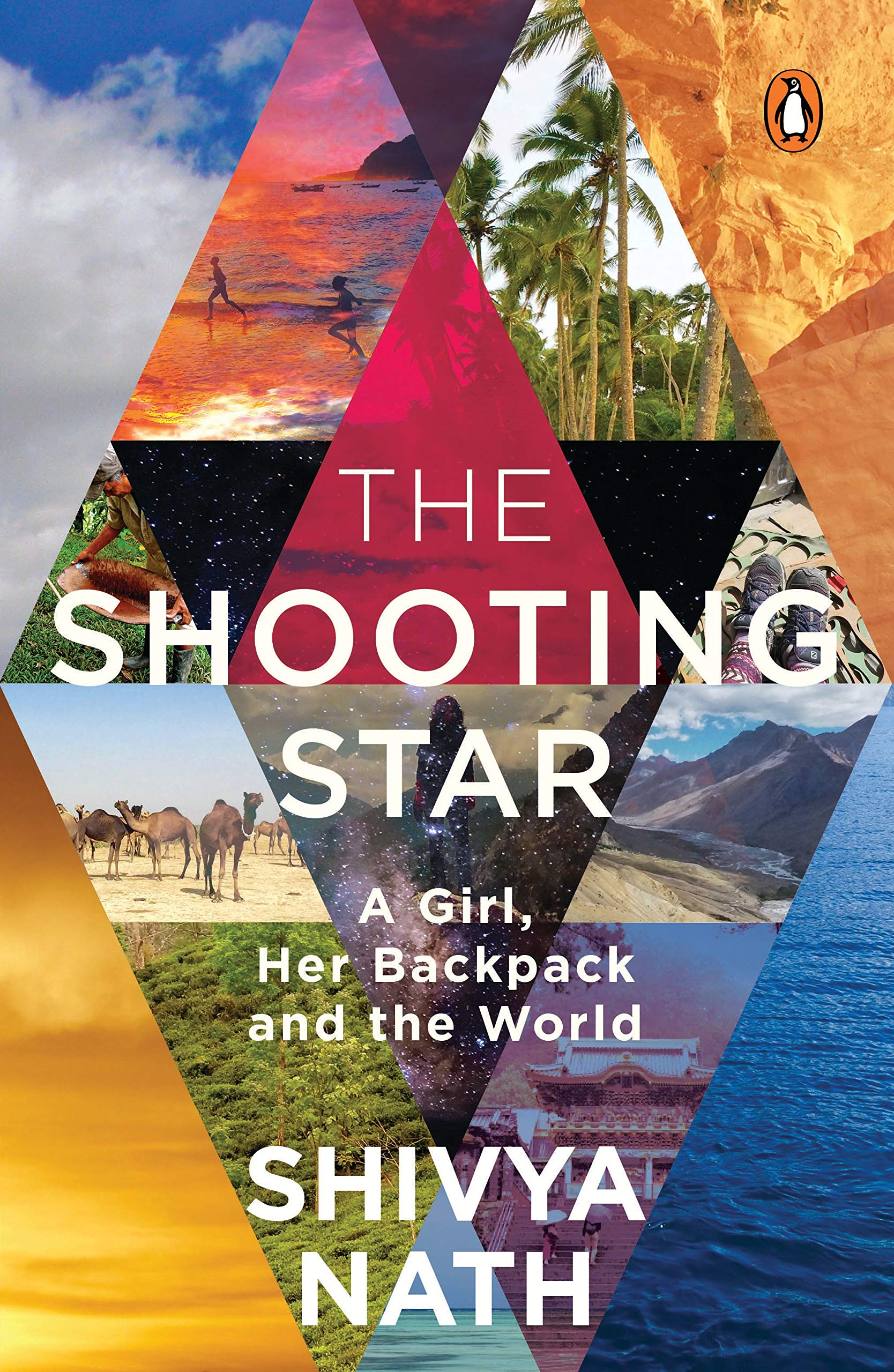 buy the shooting star a girl her backpack and the world book