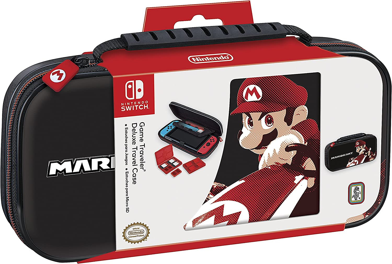 Ardistel - N-Switch Game Traveler Deluxe NNS50 MK (Nintendo Switch): Amazon.es: Videojuegos