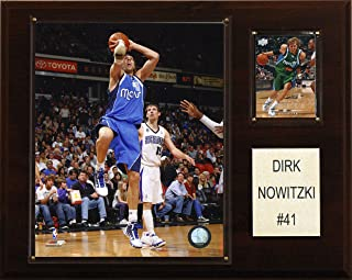 product image for NBA Dirk Nowitzki Dallas Mavericks Player Plaque