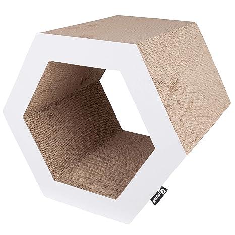 District 70 4724 Hexa Kratz Muebles, a los arañazos de Cama (cartón, tamaño