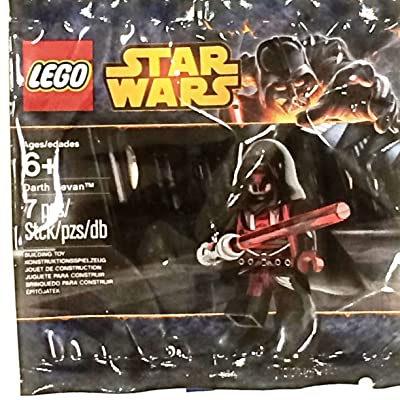 Lego Star Wars Exclusive Minifigure: Darth Revan 5002123: Toys & Games