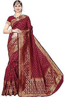 18bfd80d129fc7 peacock fashion heavy banarasi silk saree(woven art silk saree,kanjivaram art  silk)