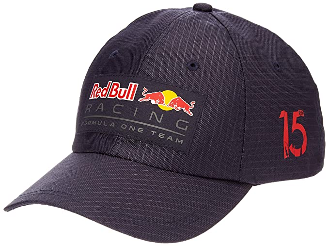Red Bull Racing Aston Martin Lifestyle Stripe Baseball Cap Night Sky Gorra de béisbol, Azul Navy, Talla única Unisex Adulto: Amazon.es: Ropa y accesorios
