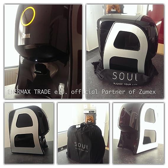 Zumex Soul - Exprimidor: Amazon.es: Hogar