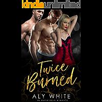 Twice Burned: An MMF Bisexual Romance