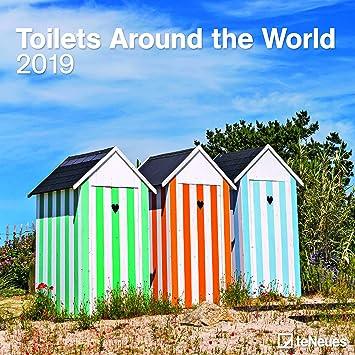 CALENDRIER 2019 TOILETTES - WC - Cabane au fond du jardin - Tour du ...