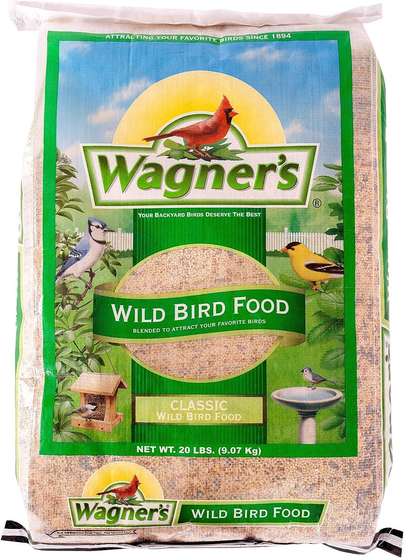 Wagner's Wild Bird Food