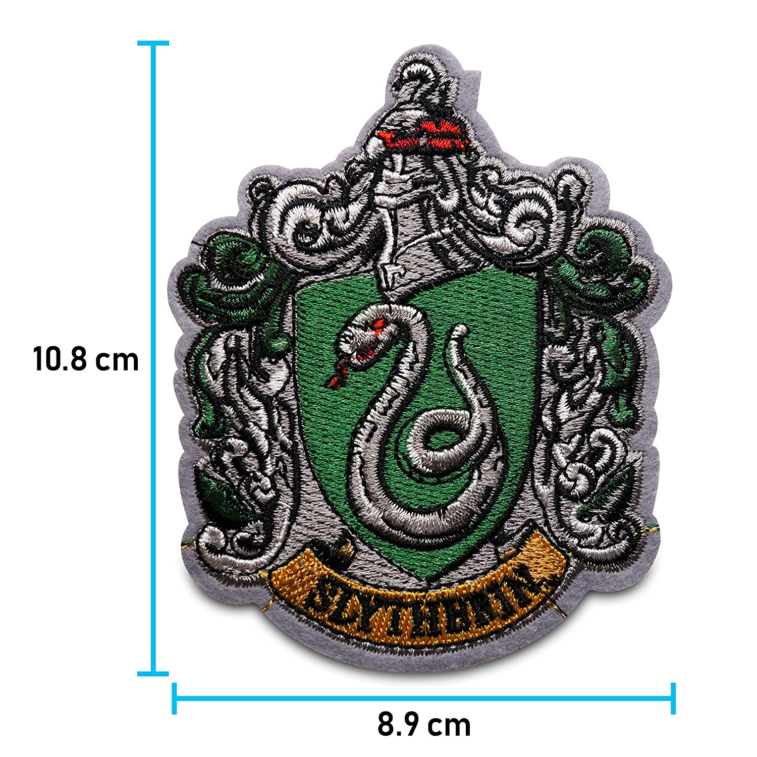 Finally Home Slytherin Harry Potter - Parches para Planchar o ...
