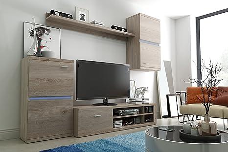 Moderno TV parete attrezzata \