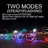 DAWAY Bright Led Bike Wheel Light A01 Waterproof