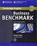 Business Benchmark 2nd Upper Intermediate BULATS Student's Book