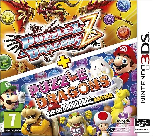 Puzzle & Dragons Z + Puzzle Dragons Super Mario Bros. Édition [Importación Francesa]: Amazon.es: Videojuegos