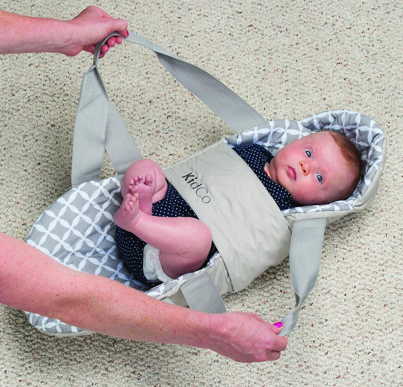 Gray KidCo Swingpod Infant Portable Swaddle Swing