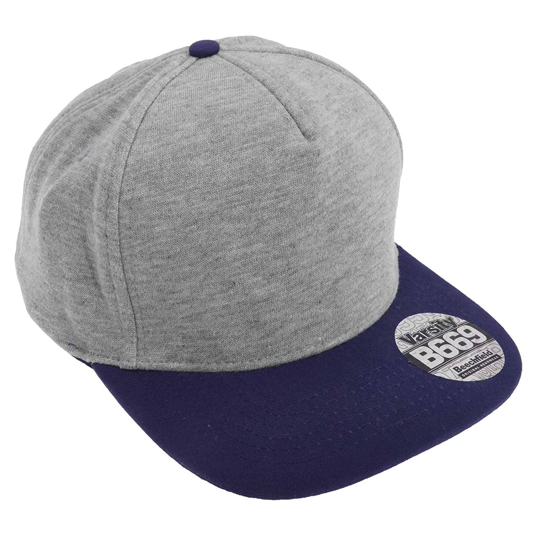 2fb36fe96 Beechfield Varsity Snapback Cap