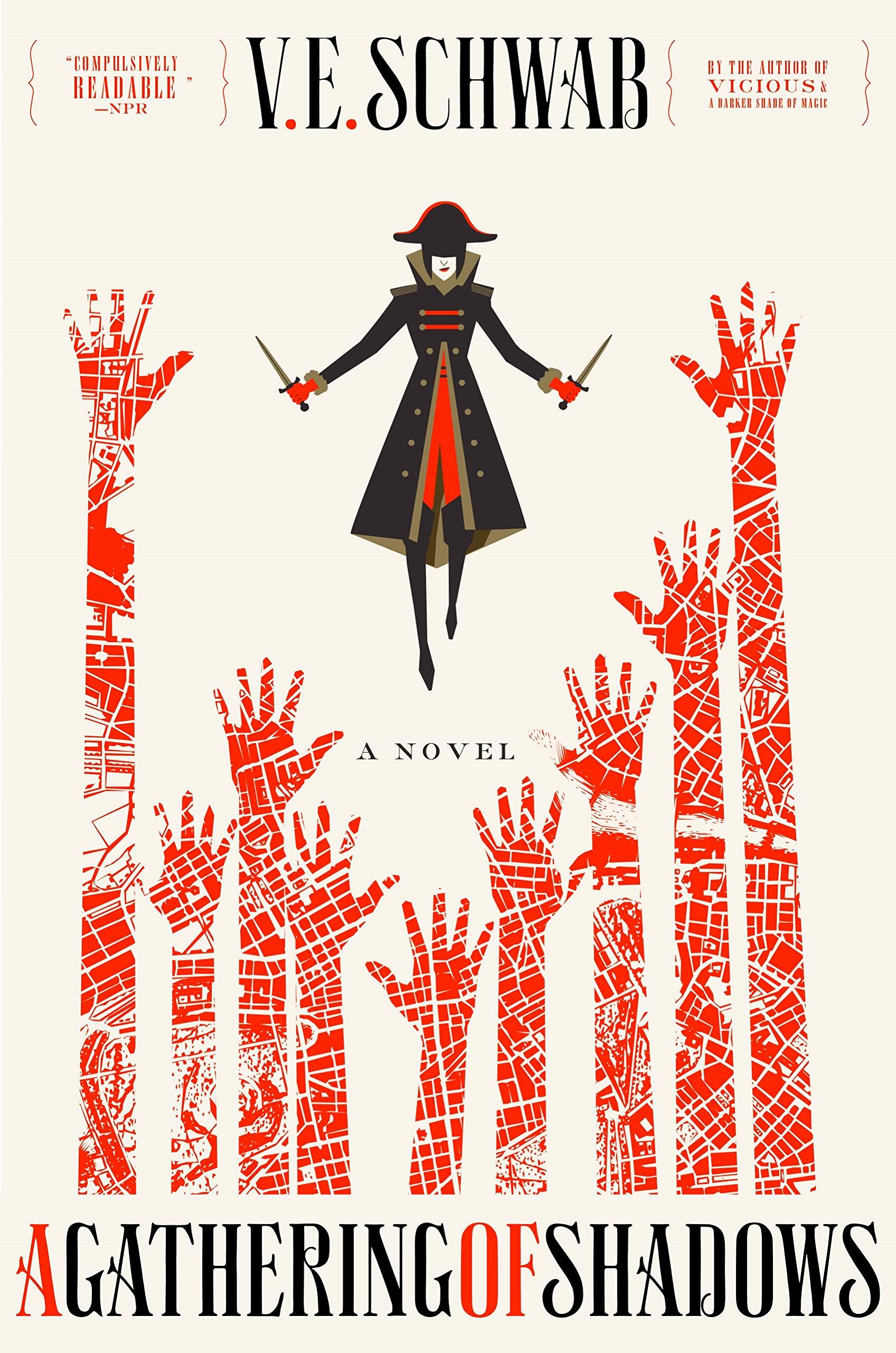 A Gathering of Shadows: A Novel (Shades of Magic, 2): Victoria Schwab:  9780765376473: Amazon.com: Books