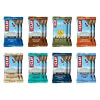 16 Count Clif Bar Energy Bars Best Sellers Variety Pack 2.4 Ounce