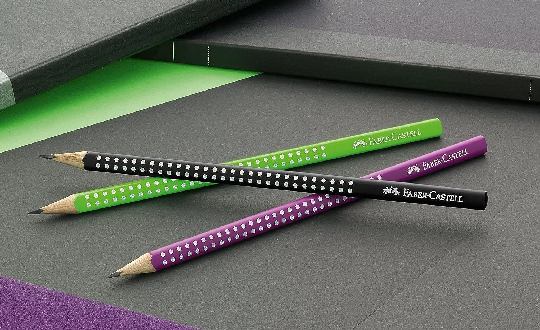 Faber-Castell SPARKLE B matita di grafite