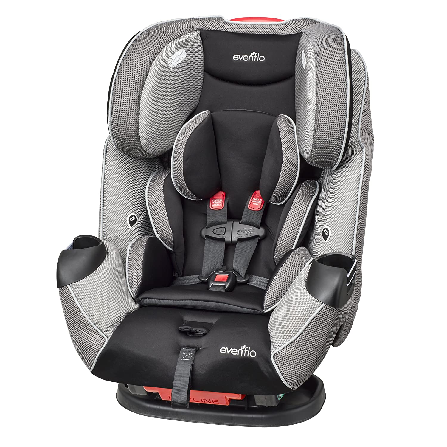 Evenflo Symphony LX Convertible Car Seat-Harrison 34511715