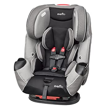 Amazon Com Evenflo Symphony Lx Convertible Car Seat Harrison Baby