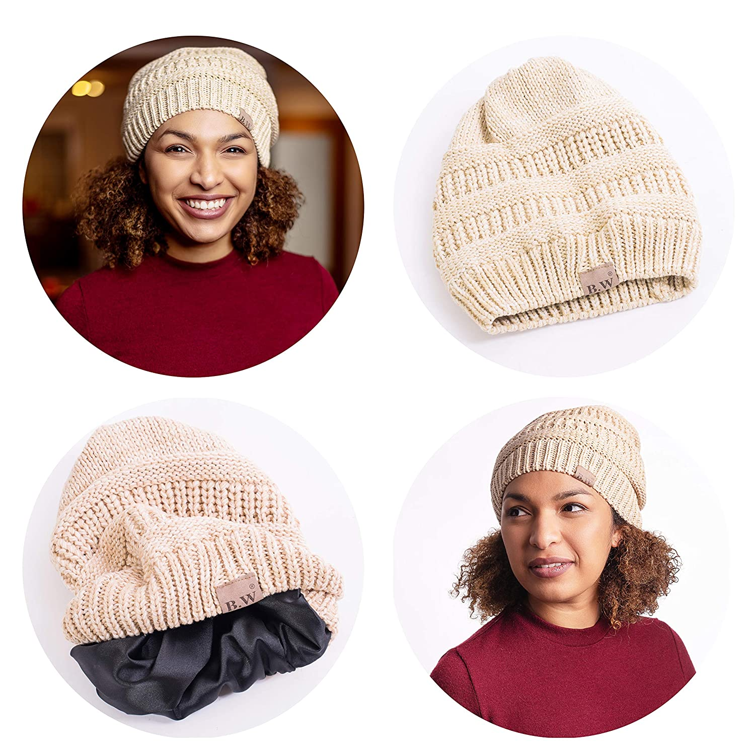 Beautifully Warm Women s Winter Hat  dfea36d6982