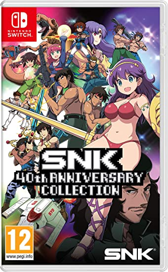 switch snk 40th