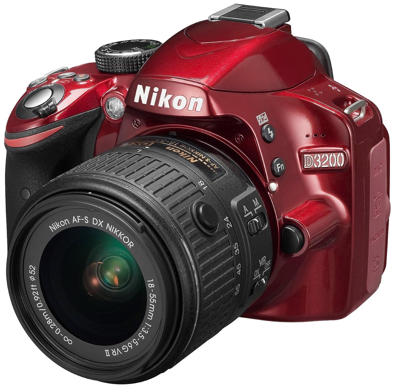 Nikon D3200 - Cámara réflex digital de 24.2 Mp (pantalla 3 ...