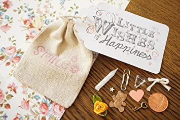 little bag of happiness little wishes novelty handmade