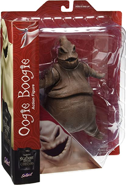Oogie Boogie Nightmare Before Christmas Diamond Select Toys Action Figure