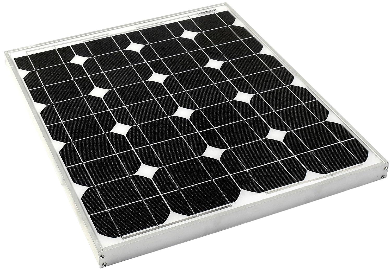 Solar Technologien STP043MA Solarpanel inkl. Kabel, Wp Conntroller 43