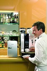 Milchkühler in Form eines Mini Kühlschranks