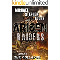 ARISEN : Raiders, Volume 1 - The Collapse book cover