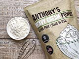 Anthony's Heavy Cream Powder, 1lb, Batch Tested