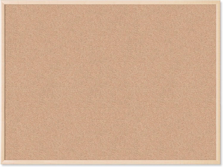 U Brands Cork Bulletin Board, 47 x 35 (003U00-01)