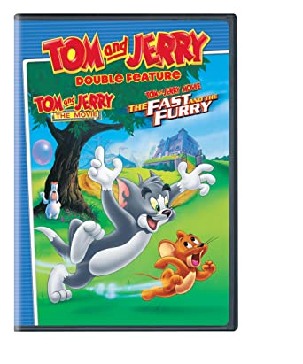 8a2cf2b7571a Amazon.com  Tom   Jerry Double Feature (Fast   Furry   The Movie ...
