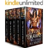 Divine Dragons: The Complete Series Bundle