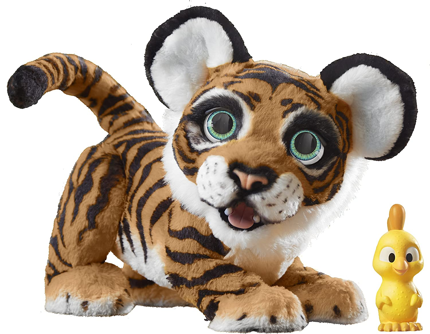 $74 (was $179.99) FurReal Roarin' Tyler, the Playful Tiger