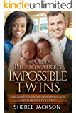 The Older Billionaire's Impossible Twins (BWWM Romance  Book 1)