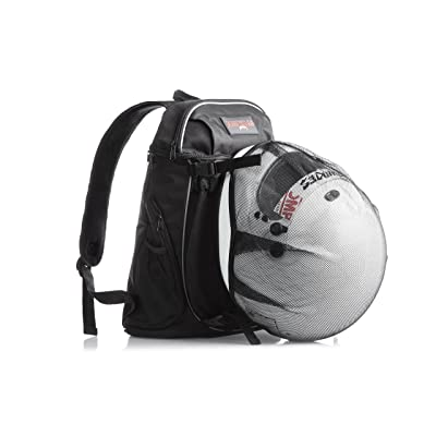 Cool Motorcycle Helmet Laptop Backpack for Men & Women. Perfect Carry on Travel Backpack. Airline Approved Personal Item. Best Gym, College Commuter & School Backpack. Removable Full Face Helmet Net: Automotive