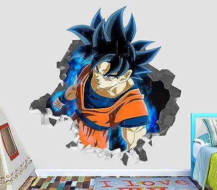 Murales De Dragon Ball Z