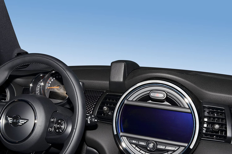 F55 // F56 Since 2014 KUDA 5545 Leather Mount Black Compatible with Mini Mini Cooper 2 /& 4 Door