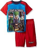 LEGO Batman Little Boys' Locate All Rogues 2-Pc Pajama Short Set