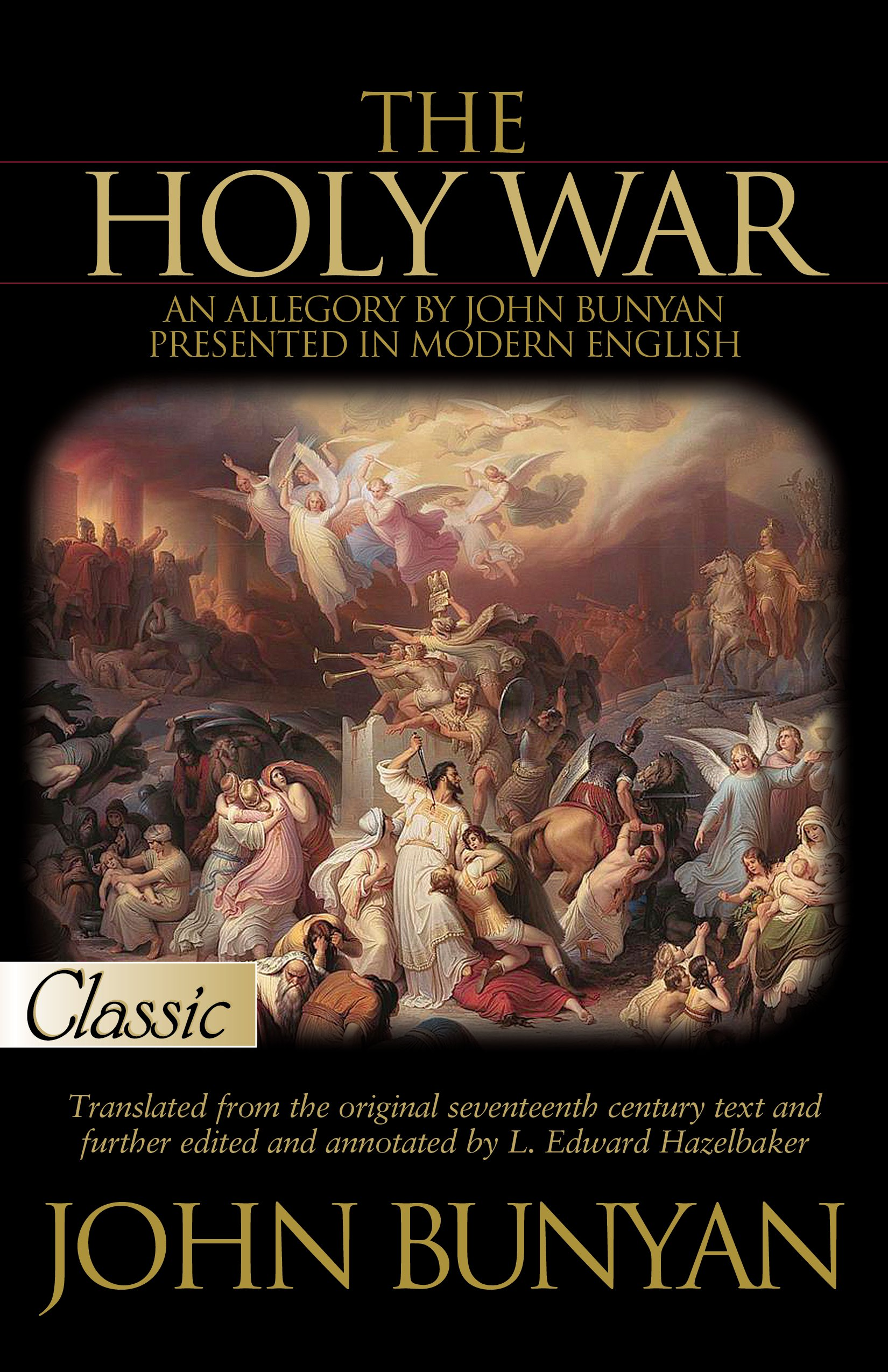 Read Online The Holy War (Pure Gold Classics) PDF