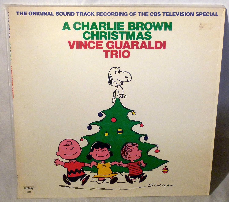 A Charlie Brown Christmas - Amazon.com Music